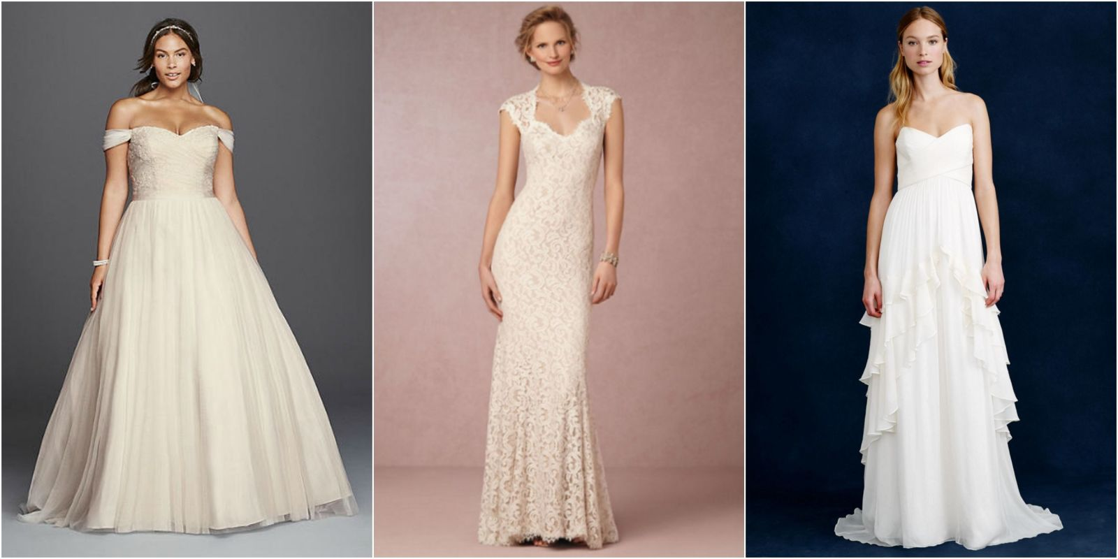 20 cheap wedding dresses under 1000 that look expensive 20 cheap wedding dresses under 1000 that look expensive affordable bridal gowns ombrellifo Gallery