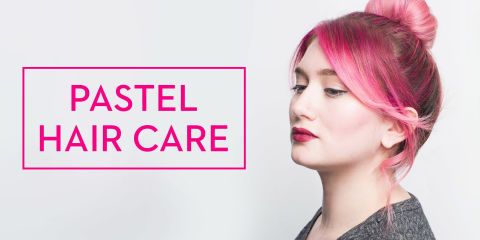 how to take care of pink hair