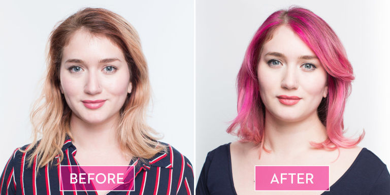 Awesome How To Care For Pastel Hair Tips For Pastel Pink Hair Short Hairstyles For Black Women Fulllsitofus