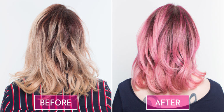 How to Care for Pastel Hair — Tips for Pastel Pink Hair