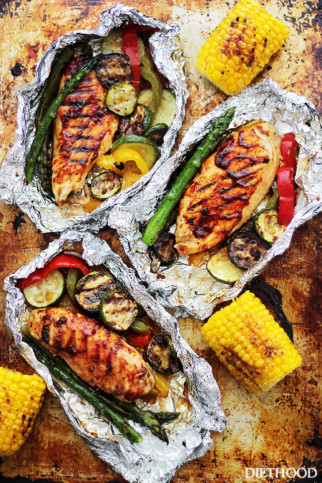 36 Best Grilled Chicken Breast Recipes Easy Chicken On The Grill Ideas