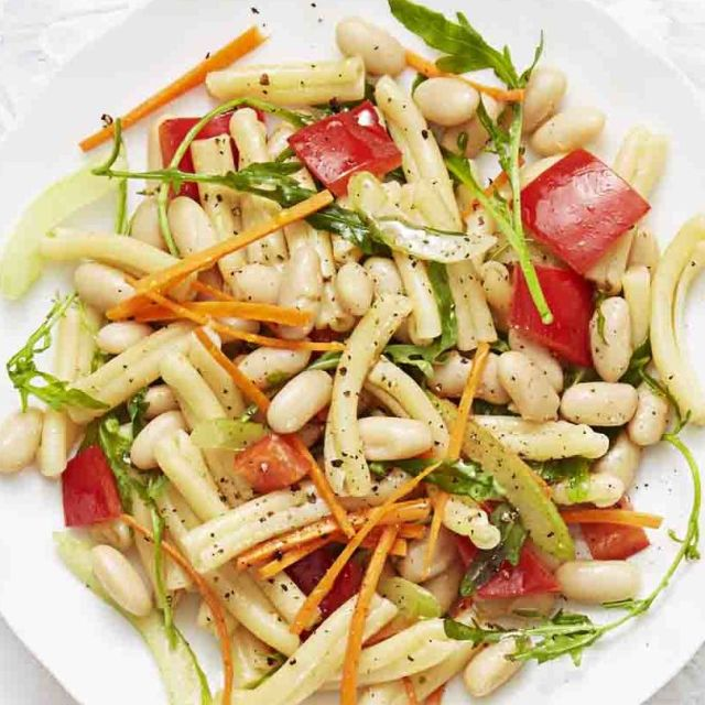 Easy main dish summer salad recipes