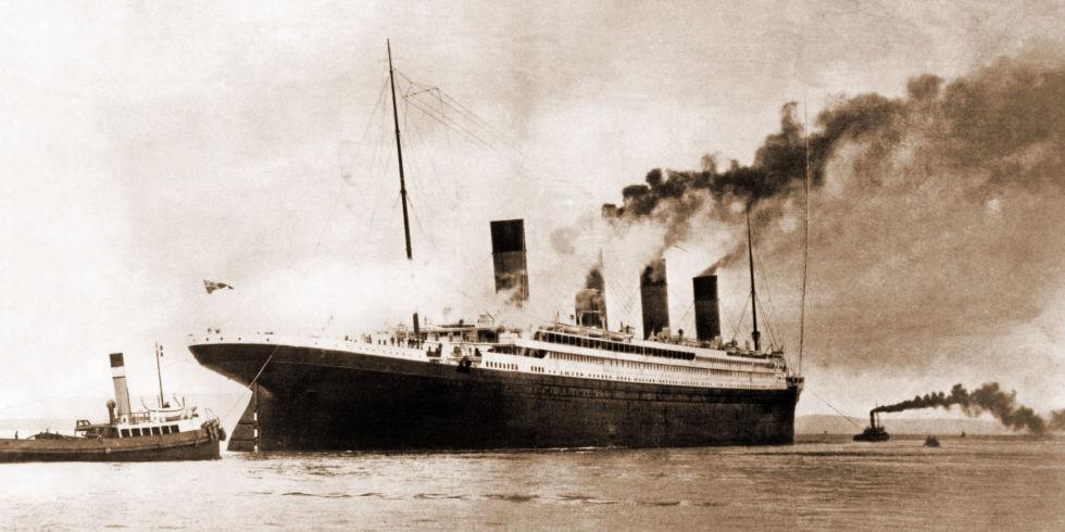 Vintage Titanic 51