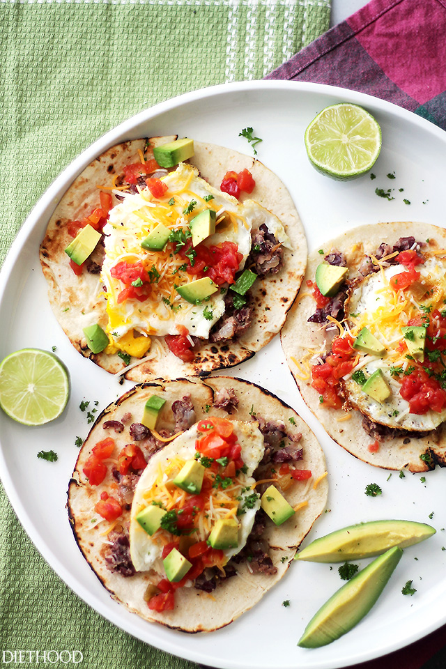20 delicious taco recipes tacos for cinco de mayo forumfinder Image collections