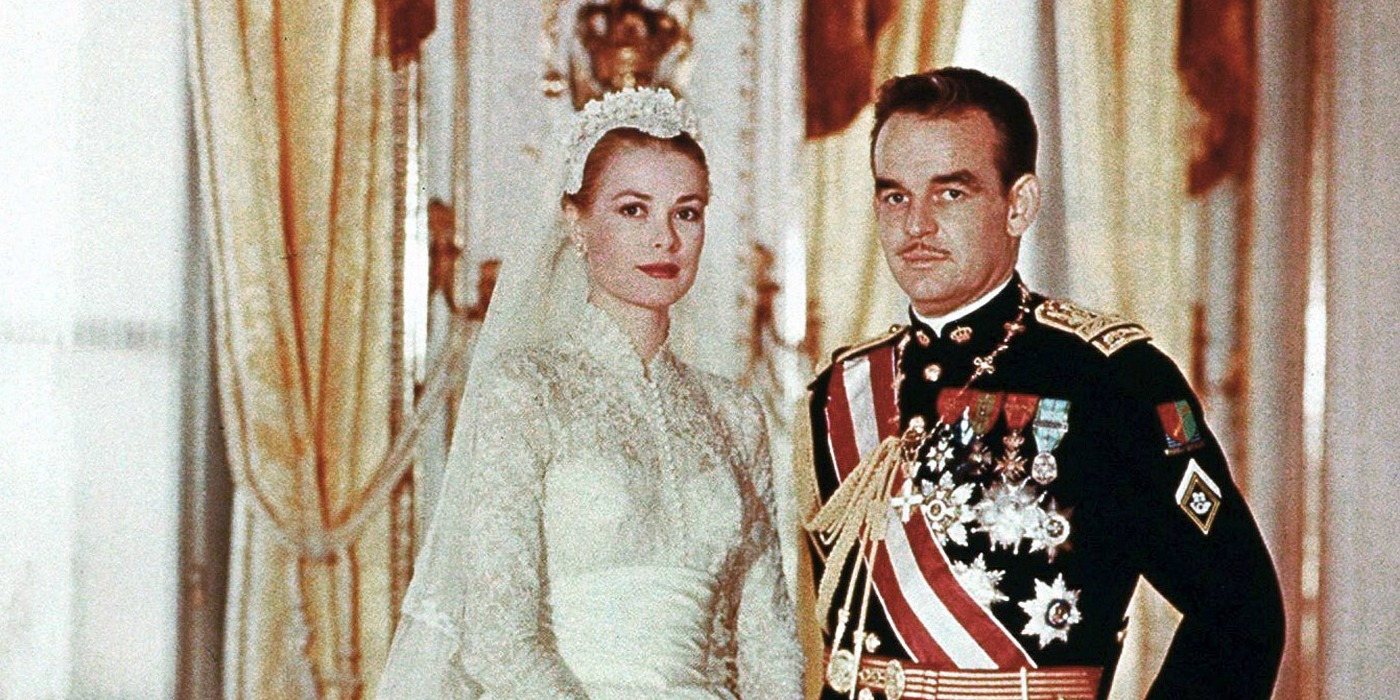 Grace Kelly And Prince Rainiers 60th Wedding Anniversary