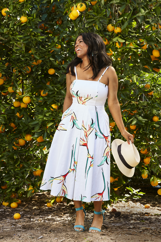 actress nia longs style spring summer fashion 2016