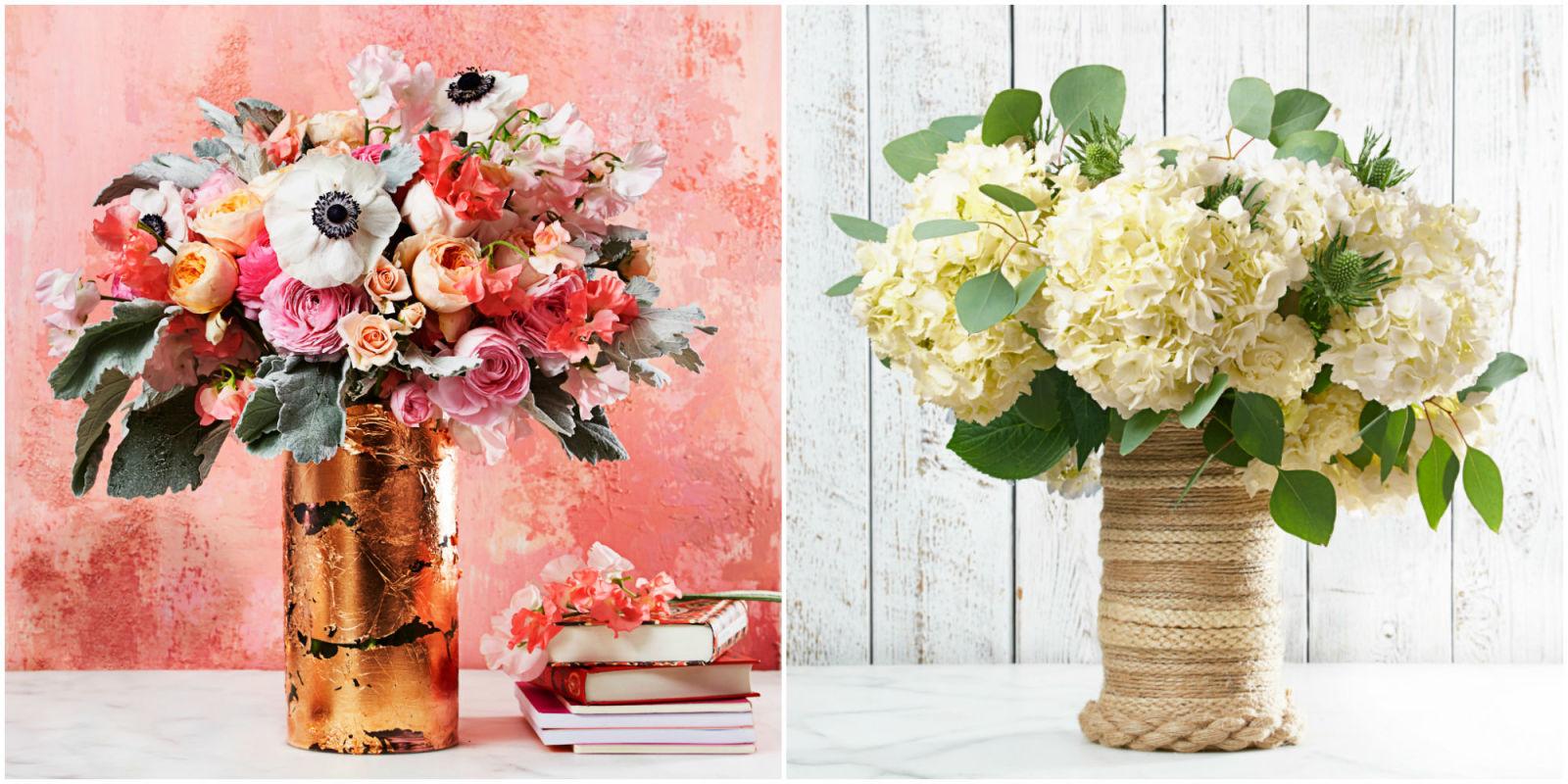 Decorate a glass vase glass vase crafts reviewsmspy