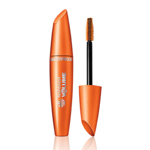 Covergirl LashBlast Volume Waterproof Mascara ($8.95) amazon.com This affordable pick was a consumer favorite. Testers found that it goes on smoothly, adds lots of volume, and lengthens the lashes without flaking or smudging all day long. In our test, LashBlast Volume Waterproof Mascara was found to be the most waterproof of those reviewed. (ulta.com)