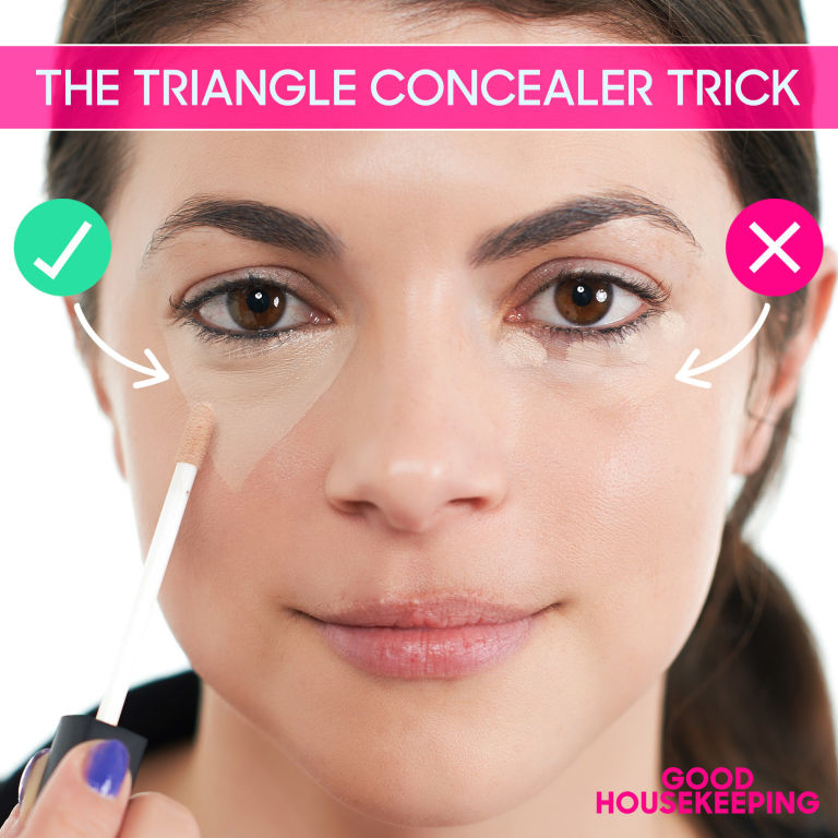 How To Apply Makeup And Concealer - Makeup Vidalondon