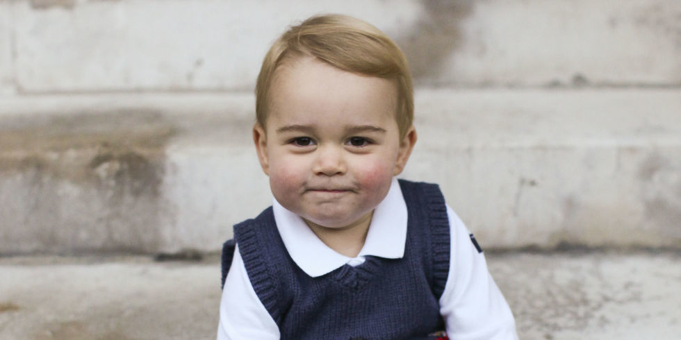 Prince william s parenting trick prince george as a baby