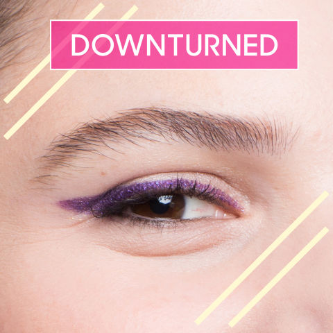 How to do winged eyeliner for every eye shape cat eyeliner tutorial downturned eyes ccuart Gallery