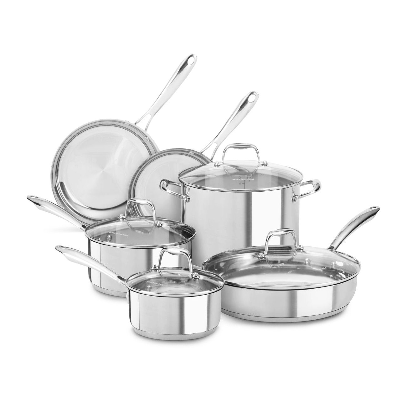 KitchenAid Stainless Steel Cookware Review