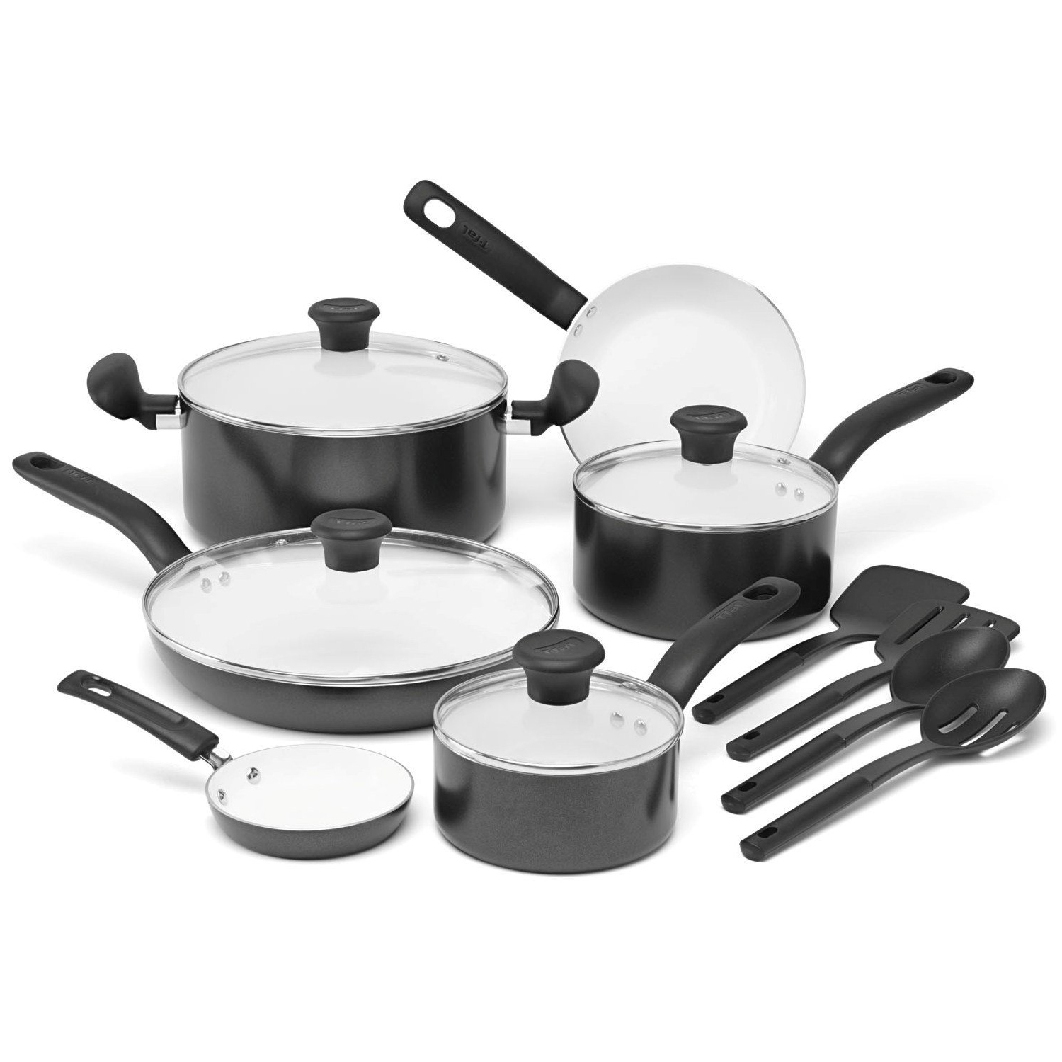 T fal Initiatives Ceramic Cookware Review
