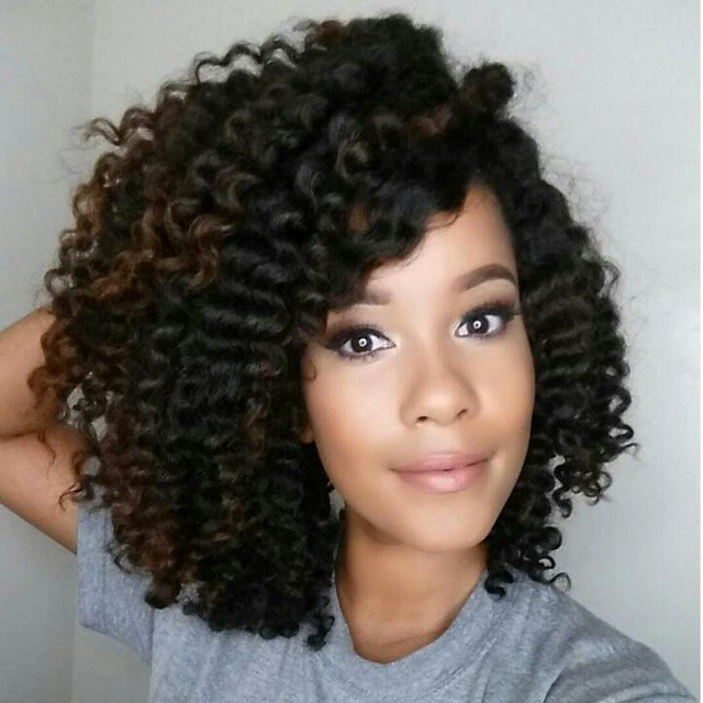 Twist Styles For Black Hair 25 Easy Natural Hairstyles For Black Women  Ideas For Short .