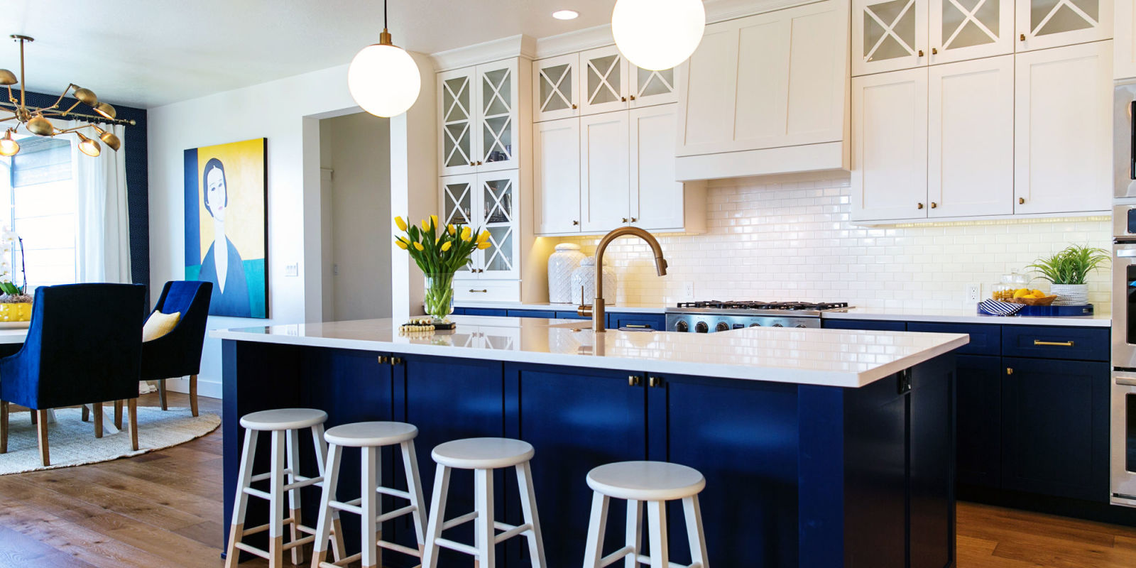 Creative Ideas for Kitchen Finishes - Beautiful Kitchen Materials