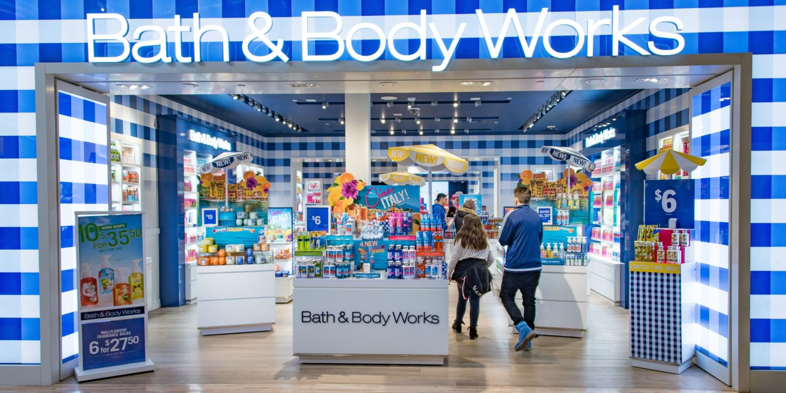 Bath & Body Works Is Bringing Back '90s Flashback Fragrances