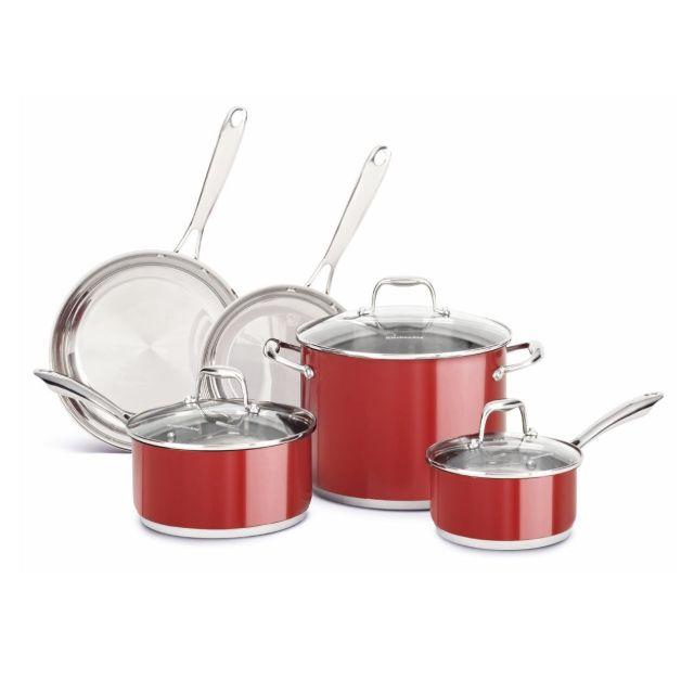 kitchenaid stainless steel cookware - Kitchenaid Reviews