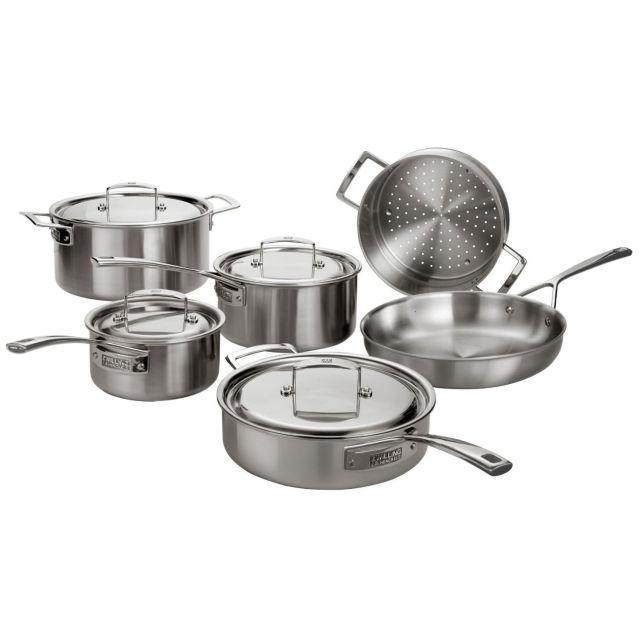 zwilling j a henckels aurora 5ply stainless steel cookware - Zwilling Ja Henckels