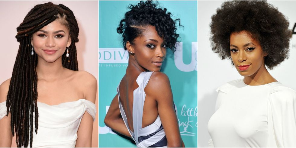 Natural Hairstyles For Medium Length Hair : 10 easy natural hairstyles for black women ideas short