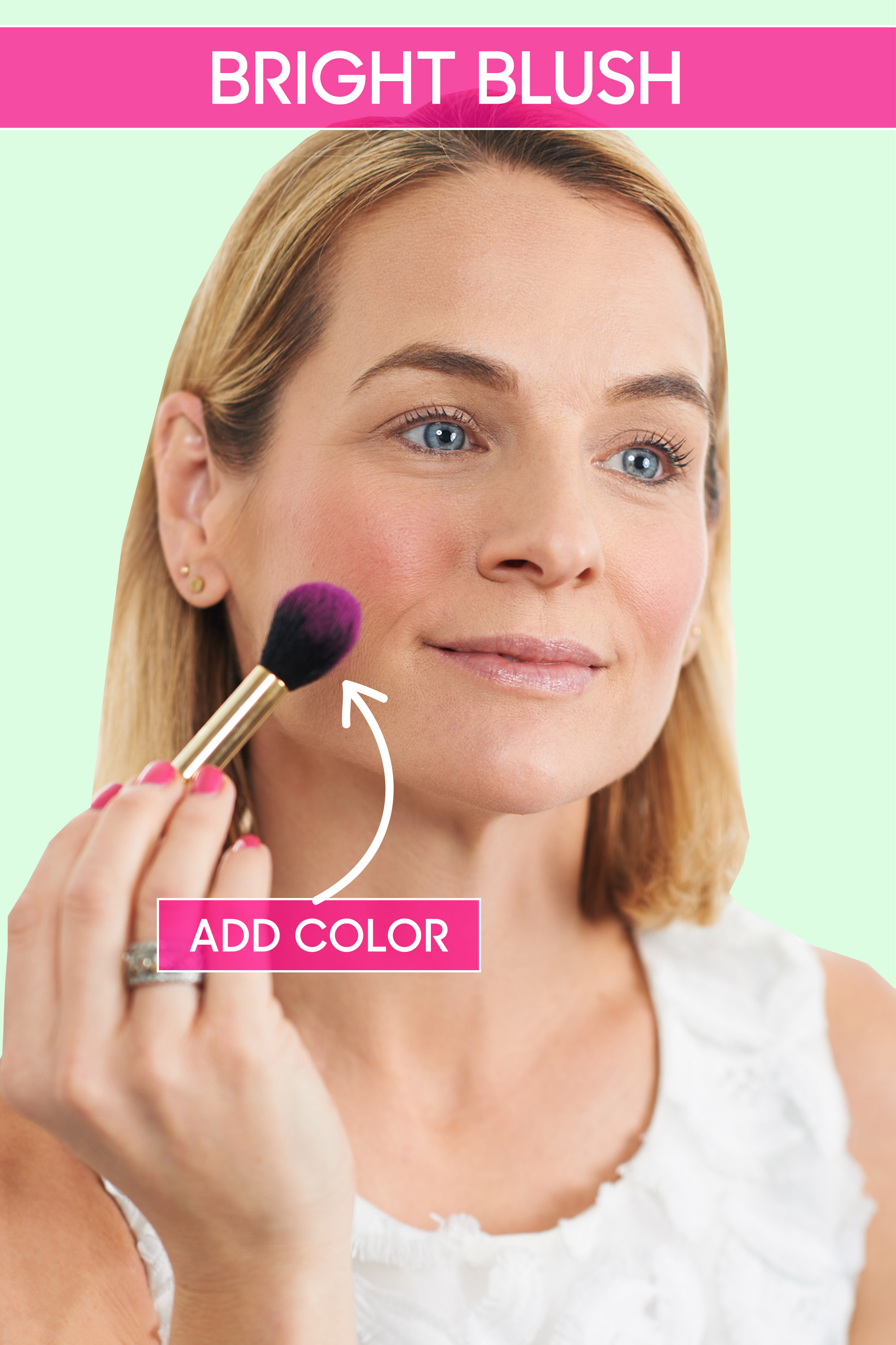 Makeup Trends Women Over 40 Shouldn't Be Afraid To Try