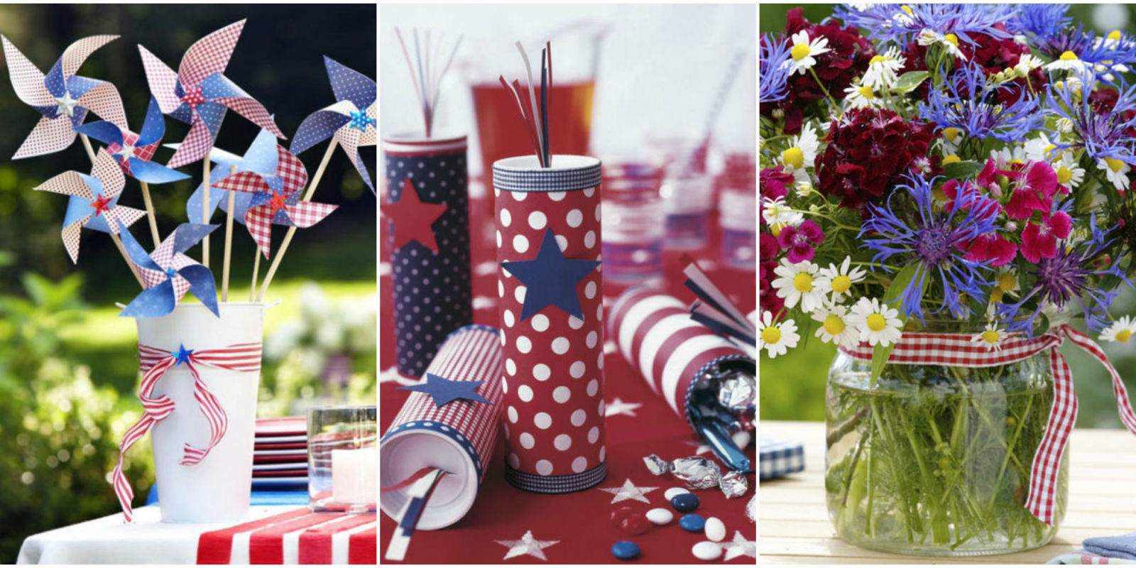 Decorating For A Party 30+ diy 4th of july decorations 2017 - patriotic fourth of july