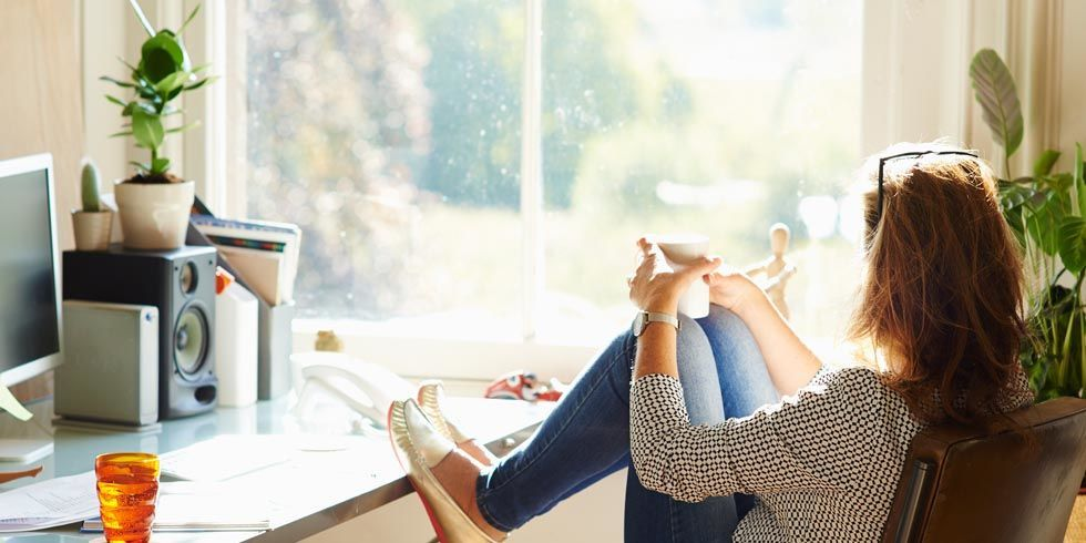 a new happiness study makes a major case for working from home
