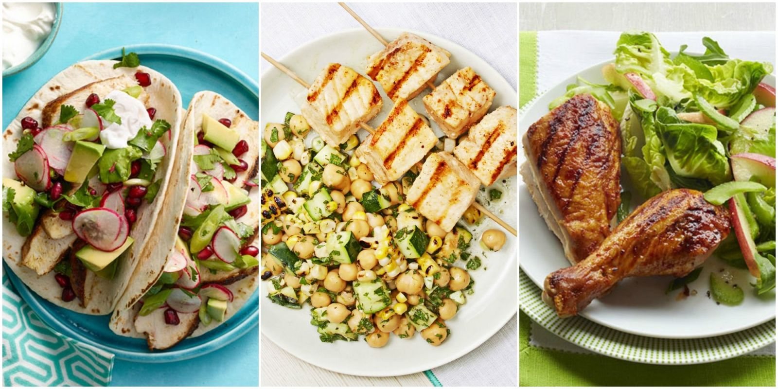 60 Best Summer Dinner Recipes
