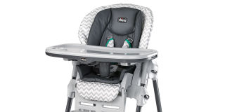 Chicco Polly Double Pad Highchair