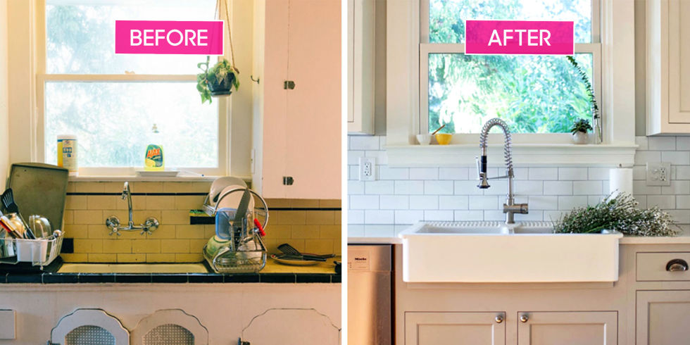 old to new kitchen makeovers beautiful kitchen renovation ideas - New Kitchen Renovation Ideas