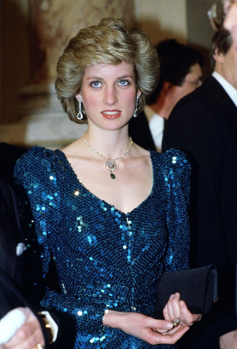 Princess Diana's Green Gown and Tartan Coat Dress Are Up for Auction