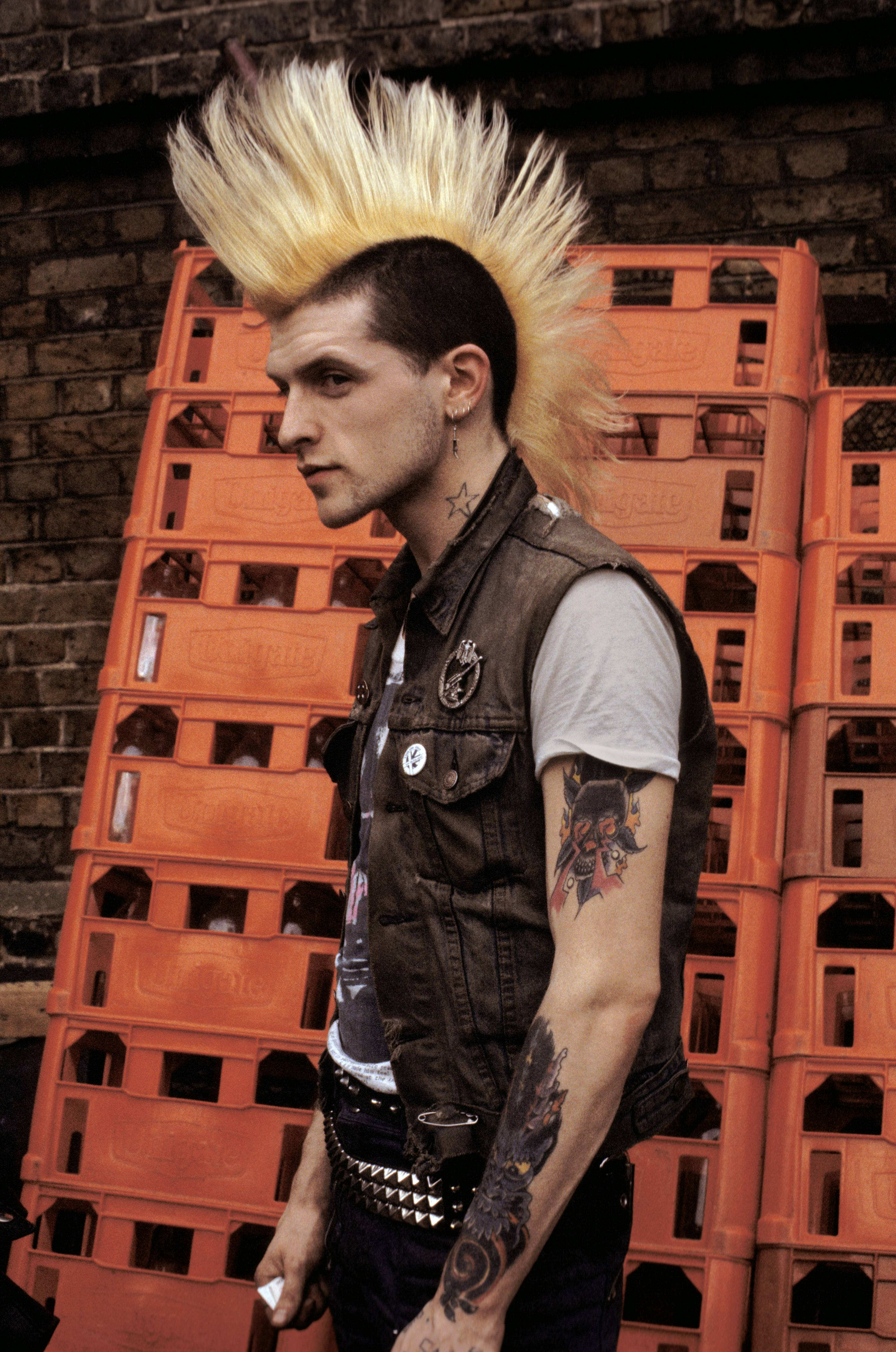 Punk fashion in the 70s 5