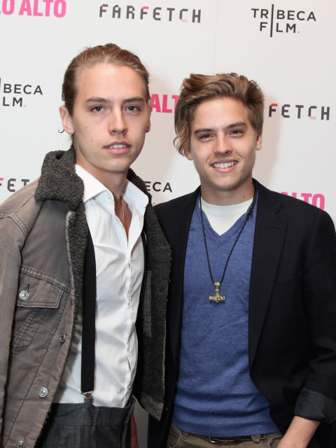Dylan & Cole Sprouse from Celebrity Twins | E! News
