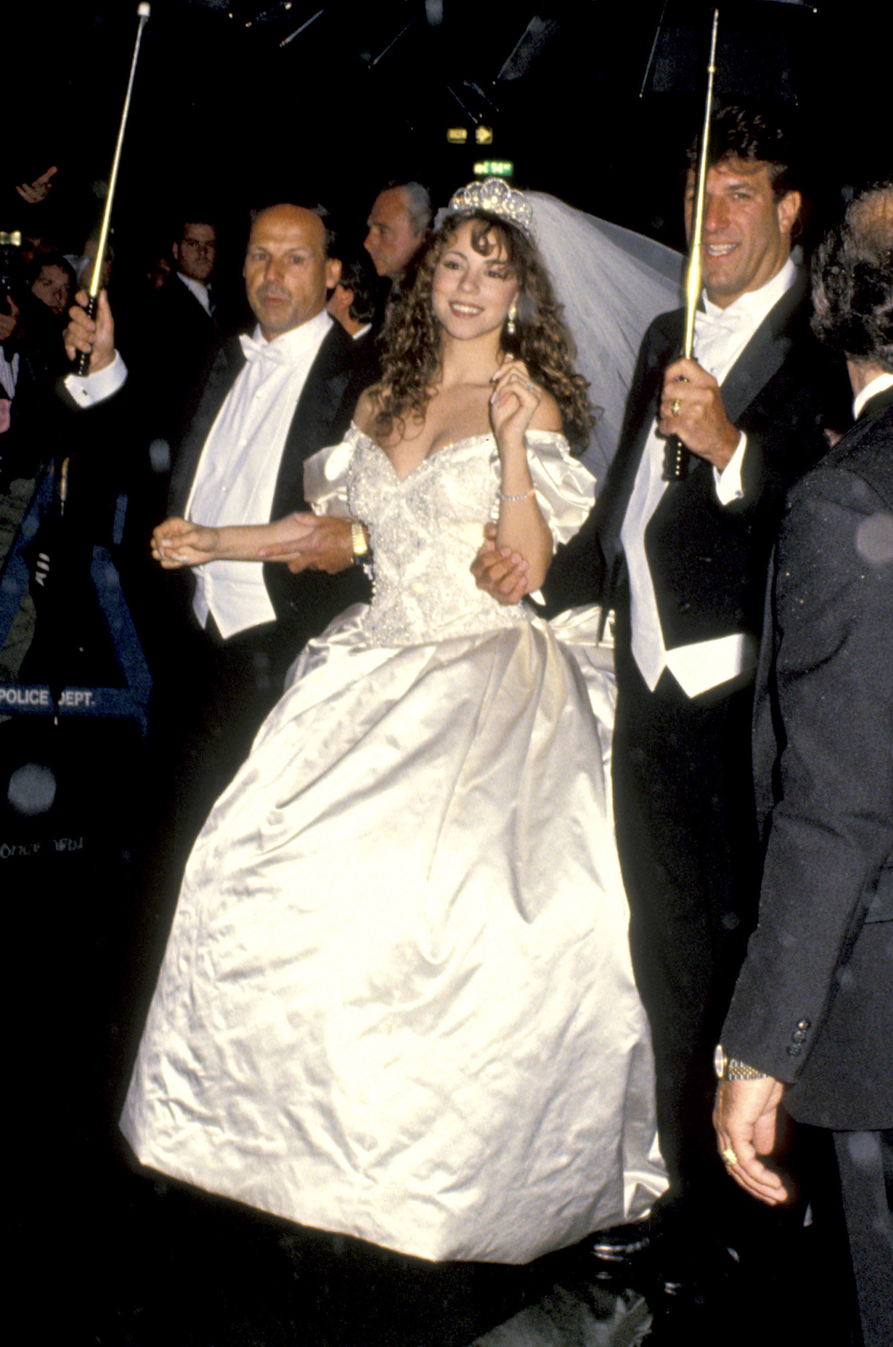 The 16 Most Scandalous Wedding Dresses of All Time - Famous ...