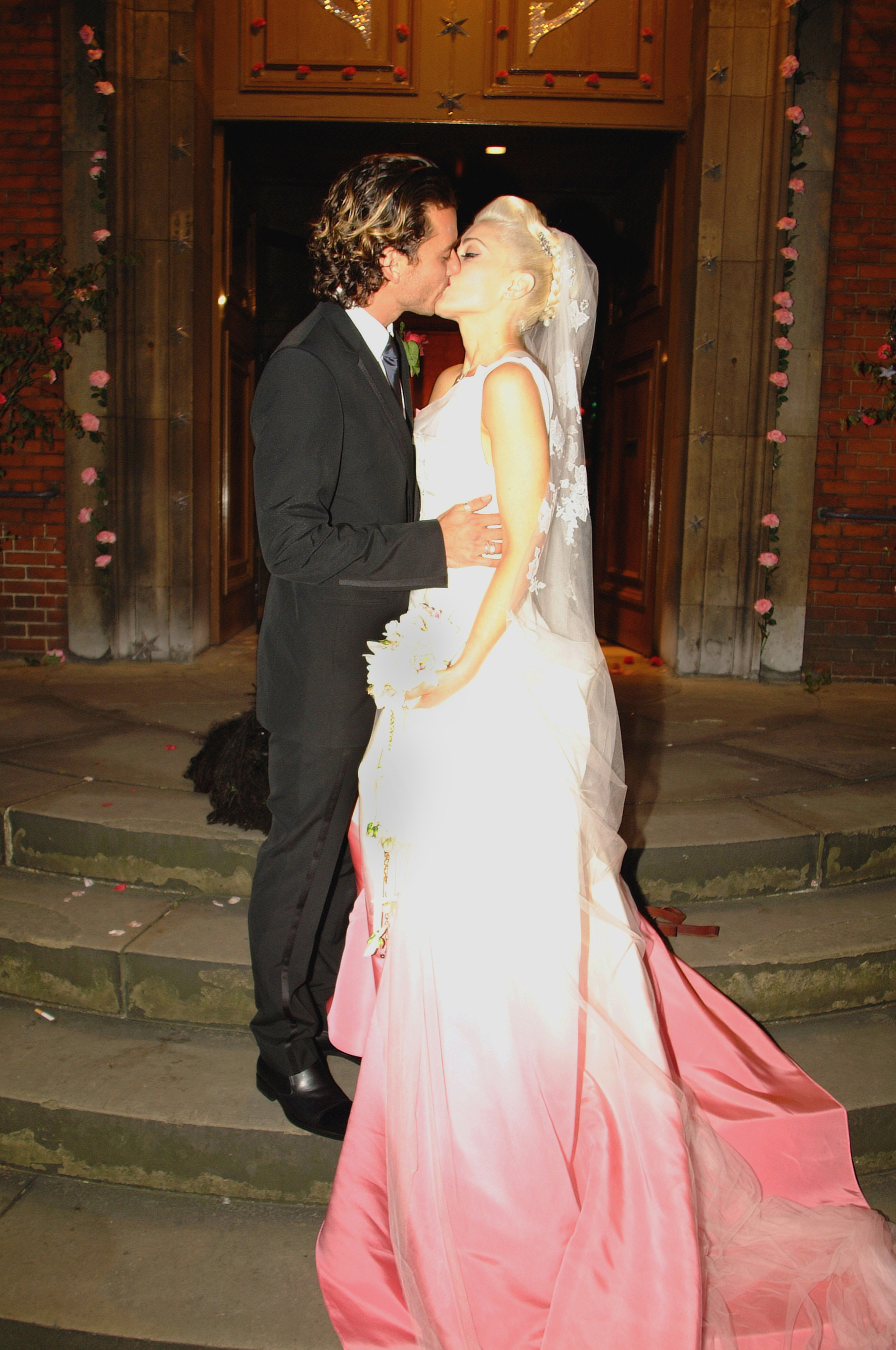 The 16 Most Scandalous Wedding Dresses of All Time Famous