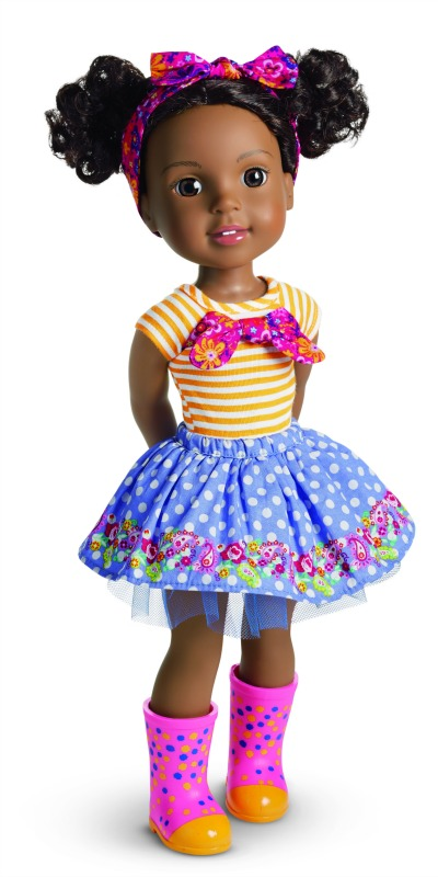 New American Girl Doll Line - WellieWishers