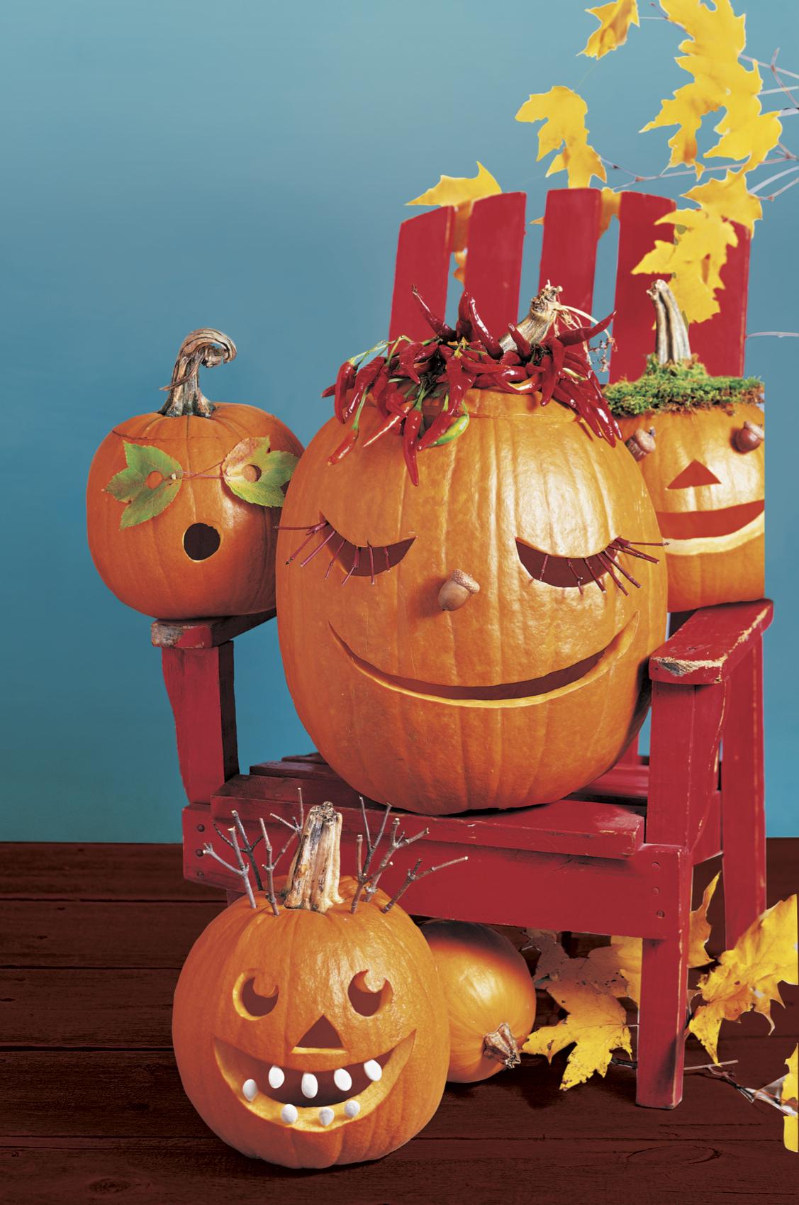 Mini pumpkin decorating ideas - Mini Pumpkin Decorating Ideas 4