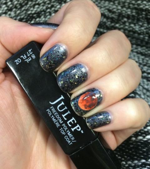 55+ Halloween Nail Art Ideas