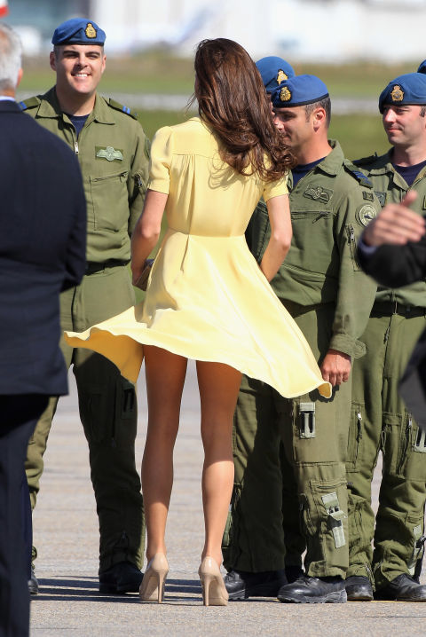 Kate Middletons Most Controversial Outfits Royal Style