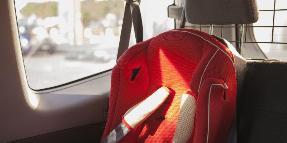 baby dies in car