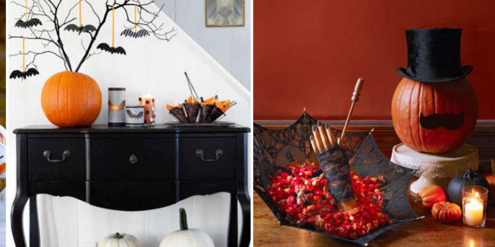 Image gallery halloween decorating ideas for Decoration halloween
