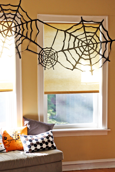 60 cute diy halloween decorating ideas 2017 easy halloween house decorations - Cheap Halloween Decor Ideas