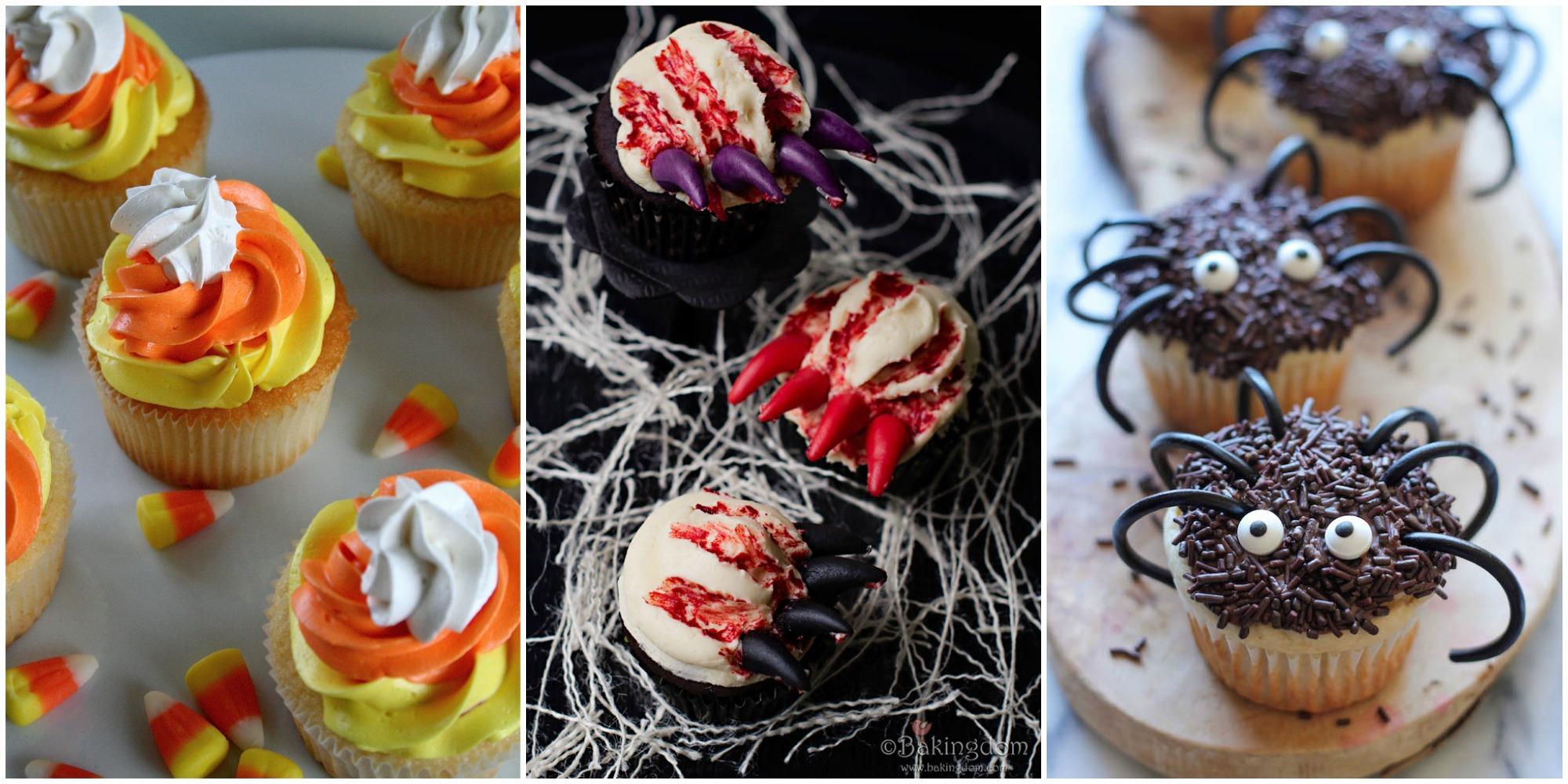 33 Cute Halloween Cupcakes Easy Recipes For Halloween