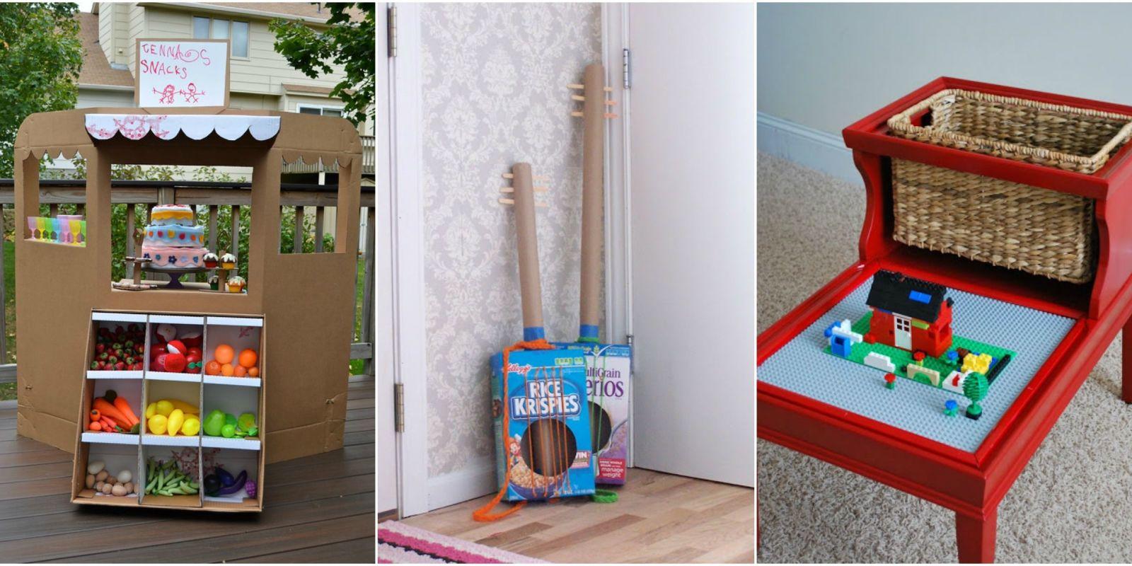 trash to treasure kids crafts diy projects to entertain kids. Black Bedroom Furniture Sets. Home Design Ideas