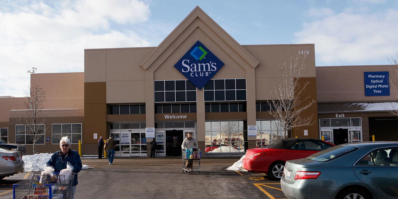 Sams club com