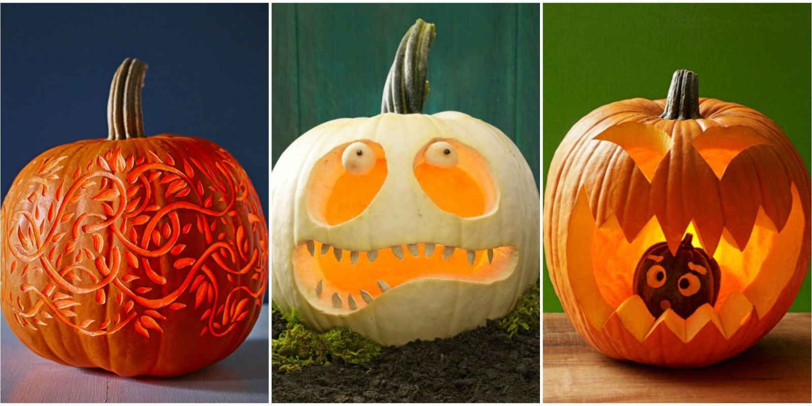 Easy pumpkin carving ideas best