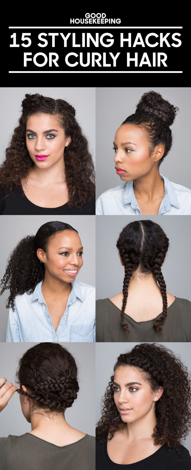 Ways To Style Curly Hair When Wet 17 Best Curly Hair Tips  How To Style Curly Hair