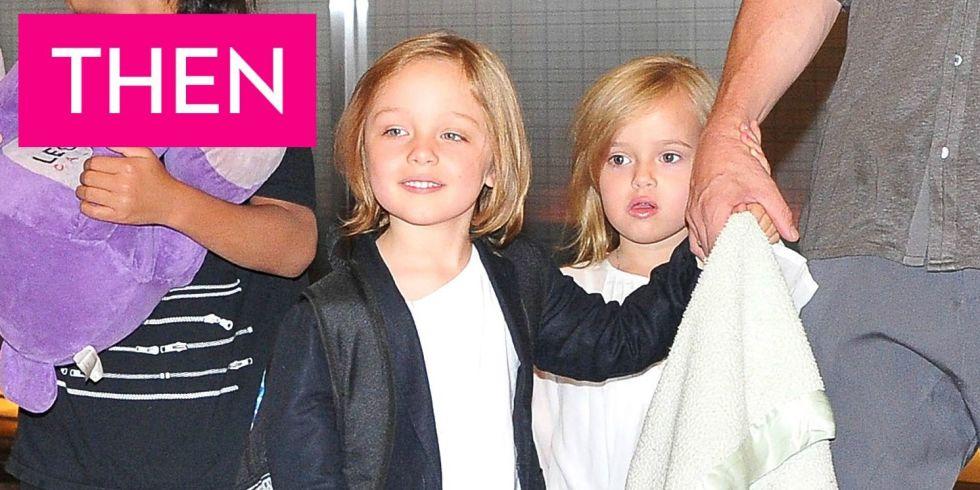 The Nazi Agenda: The A... Angelina Jolie Kids Now