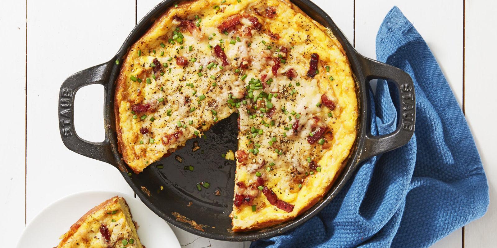 Best crustless quiche lorraine recipe for Good quiche recipes easy