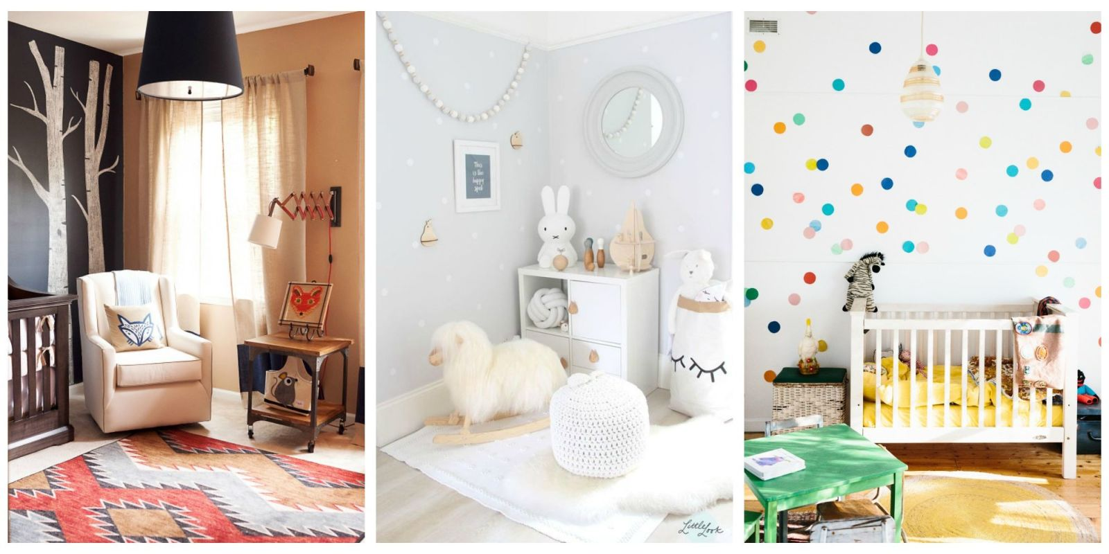 11 gender neutral nursery ideas best gender neutral for Neutral home decor ideas
