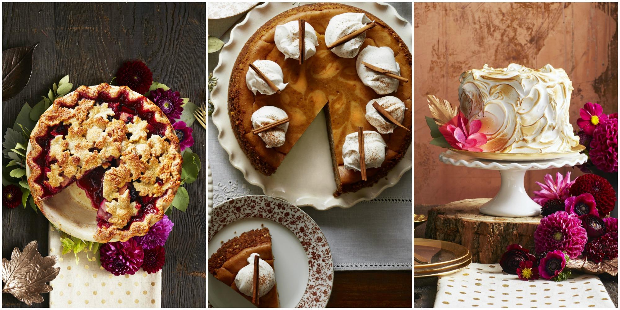 65 Best Thanksgiving Dessert Recipes Easy Thanksgiving